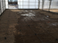 Ready for concrete in the Propagation House