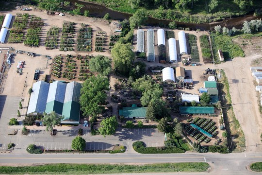 Our Facilities Fort Collins Nursery