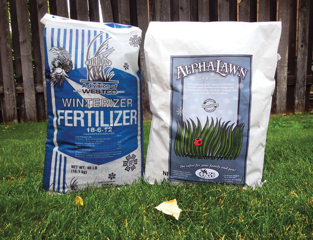 Winterize Your Lawn Trees Amp Shrubs Fort Collins Nursery
